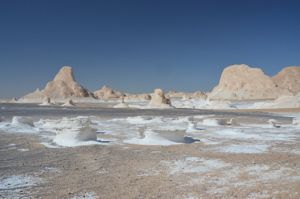White Desert off tracks