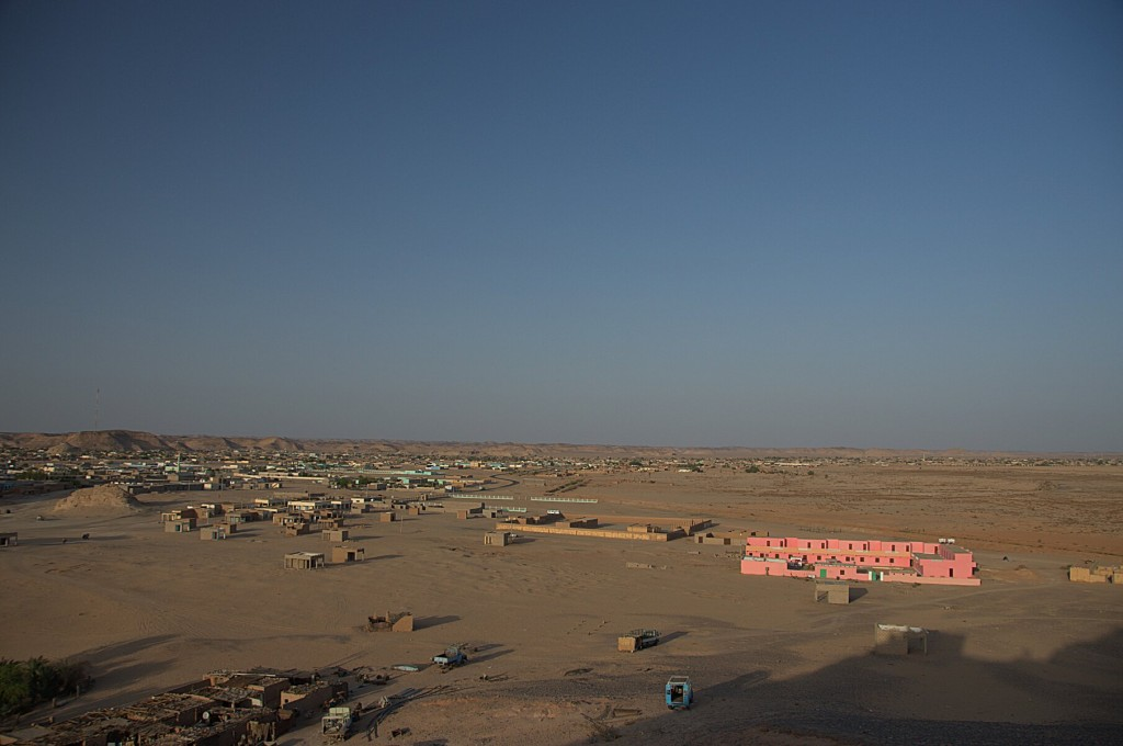 Wadi Halfa - Pink Hotel
