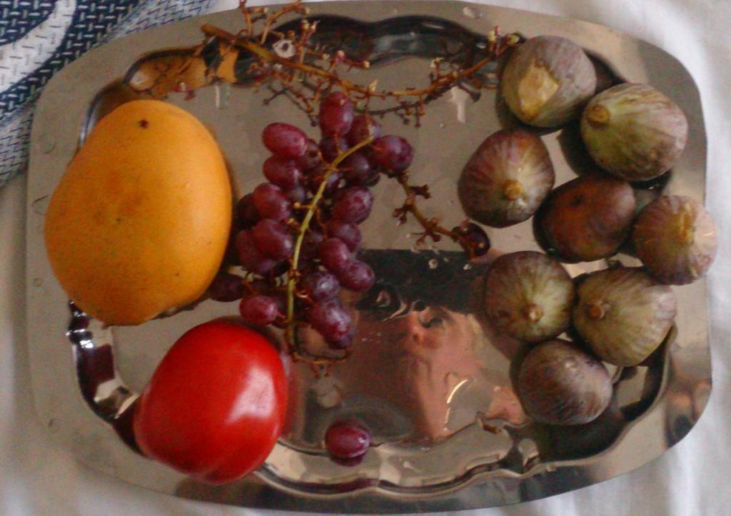 Port Said survival fruits
