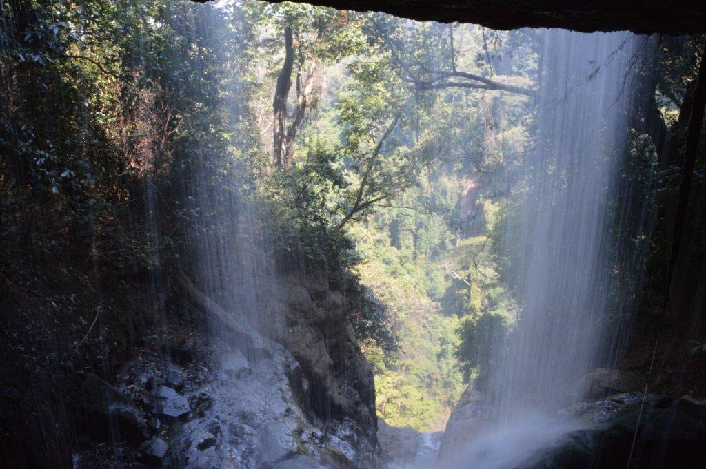 Manchewe Waterfalls