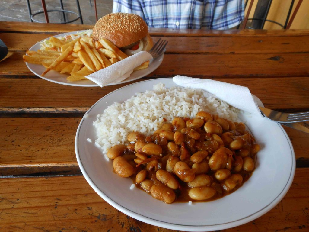 Lusaka lunch