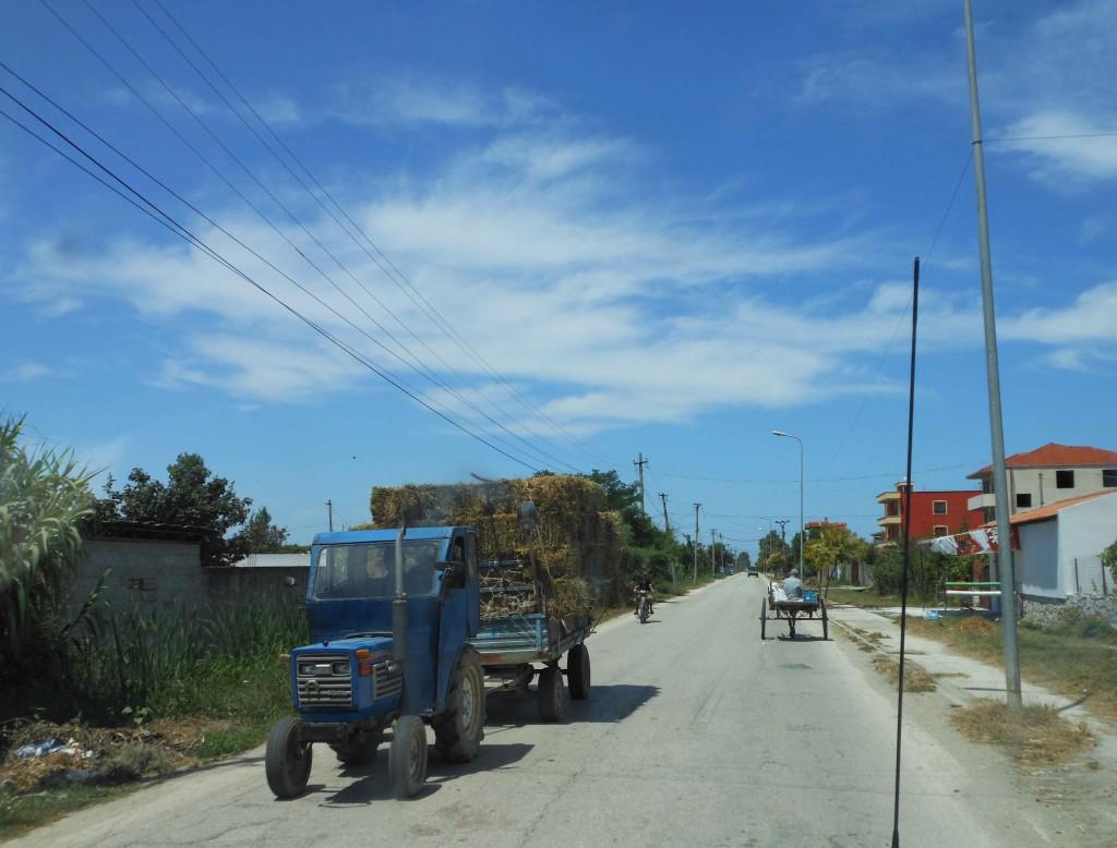 Albanian Traffic