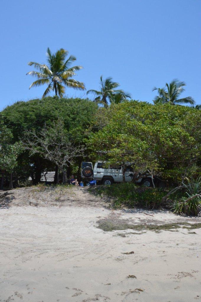 Camping at Peponi