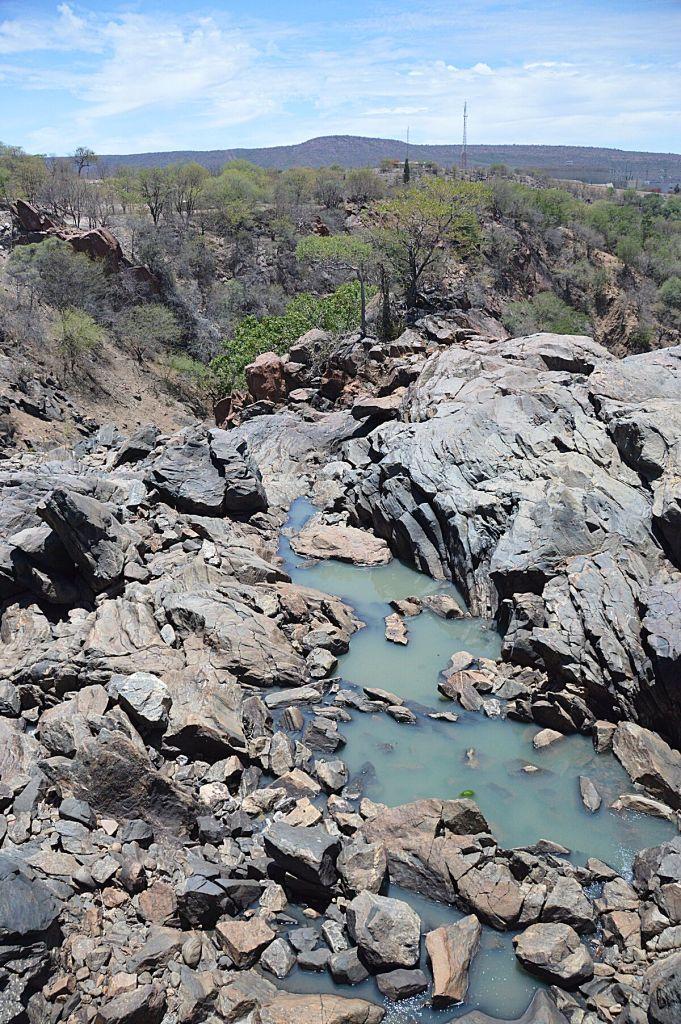 Ruacana Ex-Falls