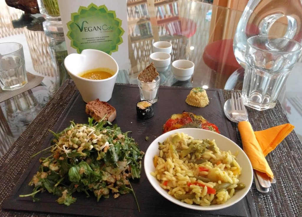 Vegan Cafe Casablanca