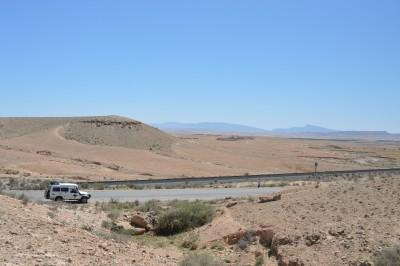 Train Spotting in the Desert