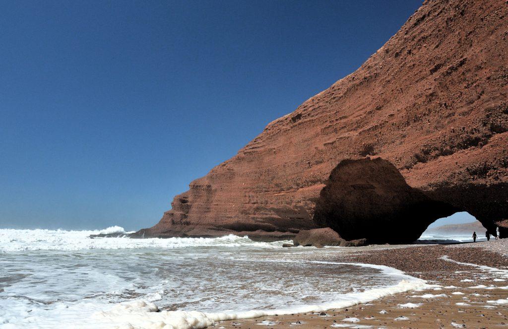 Legzira Beach Arch