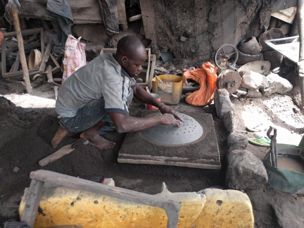 Recycling Bamako Style