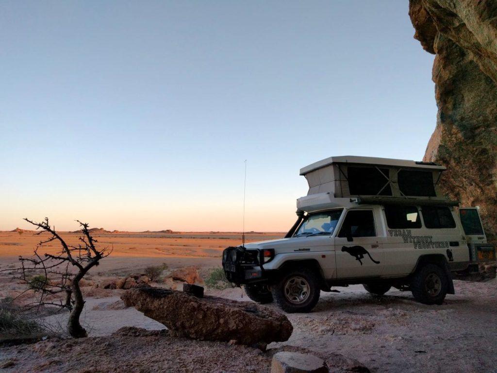 Rock Arch Campsite